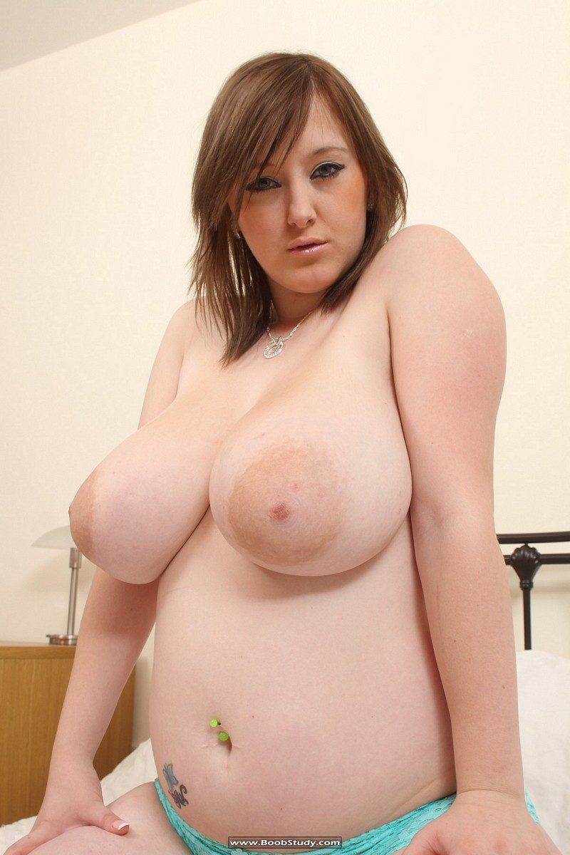 Big natural tits chubby
